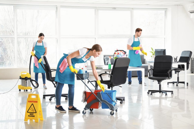 Benefits of Hiring a Professional Janitorial Services