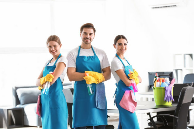 Hiring Janitorial Services? Consider These First
